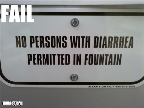 diarrhea failboat fountain oddly specific pool sign wtf - 4466910976