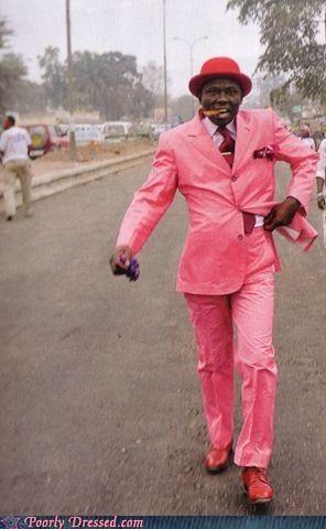 High Congo Fashion