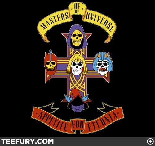 80s,he man,merch,tee fury,T.Shirt