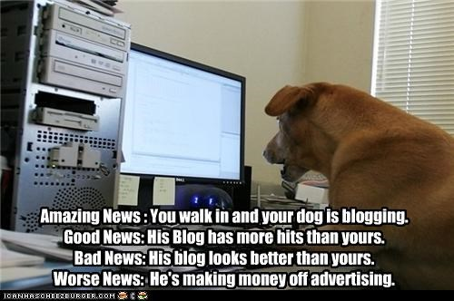 advertising amazing bad blog blogging good Hall of Fame looks money news traffic whatbreed worse - 4468626176