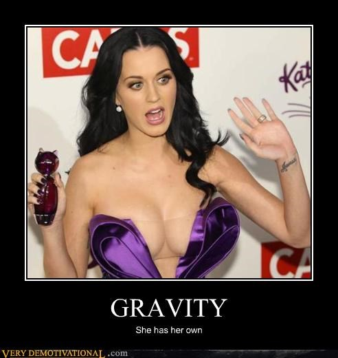 boobs Gravity katy perry wtf