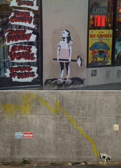 banksy Street Art - 4469441792