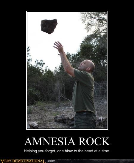 amnesia bad idea rock