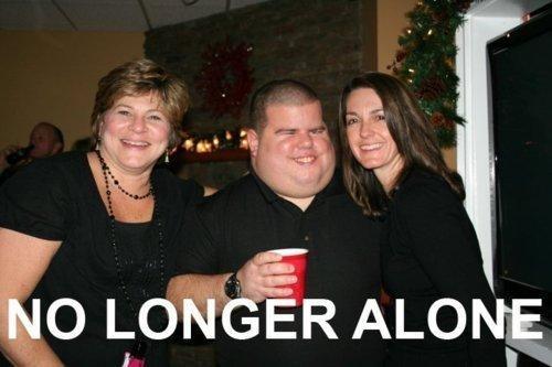 forever alone meme No Longer Alone - 4471873280