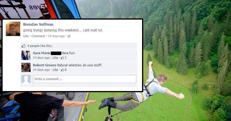 Guy trolls an ignorant guy's social media statuses endlessly, and the results are hilarious.