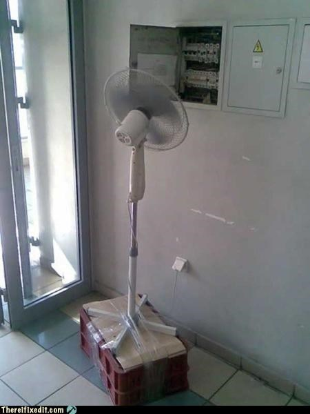 cooling fans Professional At Work - 4472487424