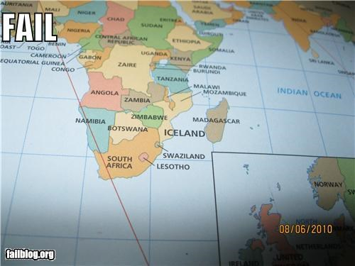 countries facepalm failboat g rated map - 4473169664