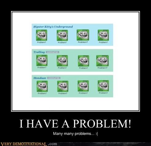 collectibles problem troll face - 4473305600