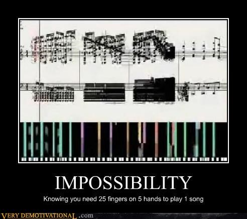 crazy impossible Music - 4474222080