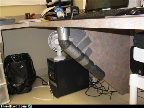 clever,duct tape,Office,Professional At Work