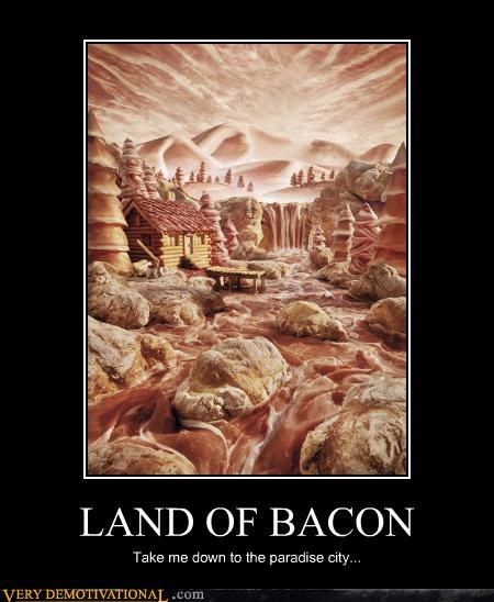 bacon land paradise song - 4474629376