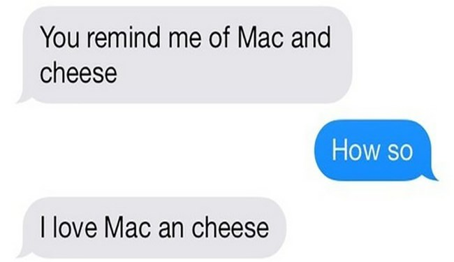 a funny list of mac n cheese lovers