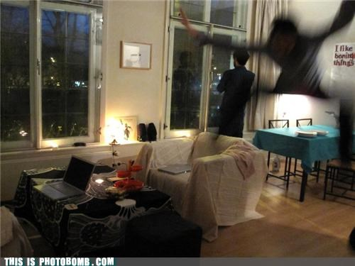 fall jumping motion ominous photobomb - 4475599616