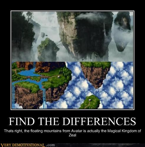 Avatar look a like magic Movie video games