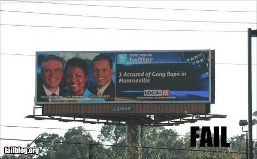 bad idea,billboard,failboat,juxtaposition,news,suspects,twitter
