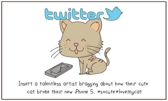 illustrations internet website Cats - 4476933