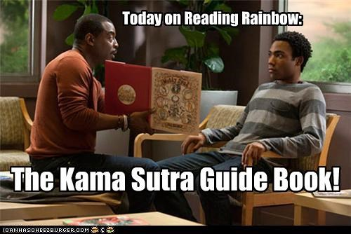 actor celeb community danny glover funny levar burton reading rainbow - 4478385664