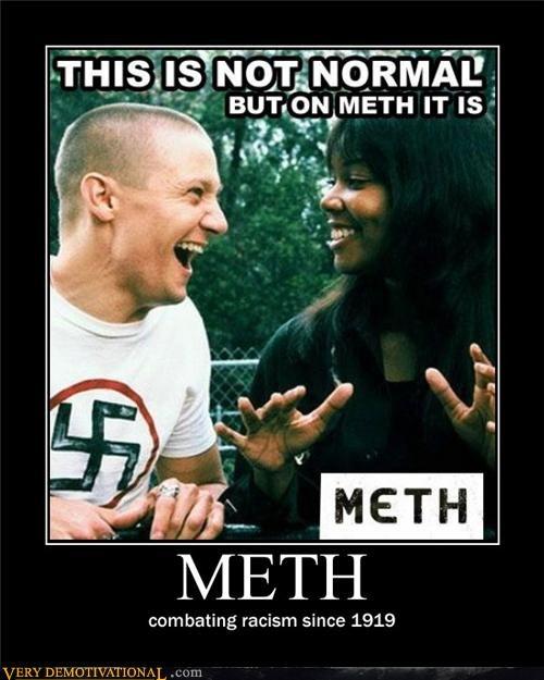 racism wtf meth nazi - 4479155712