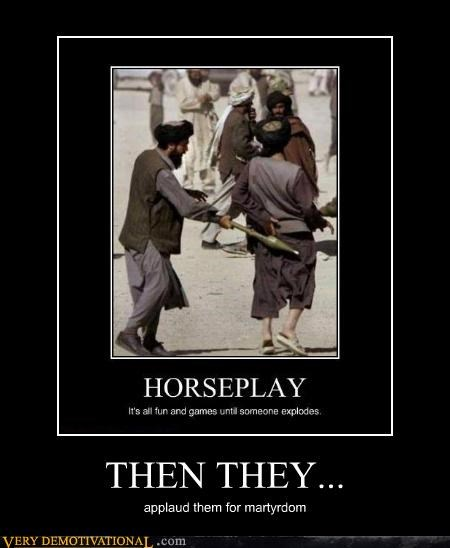 horseplay,martyr,wtf