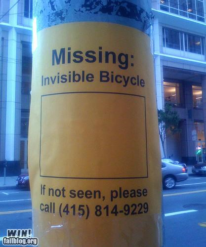 clever,lost,missing,signs