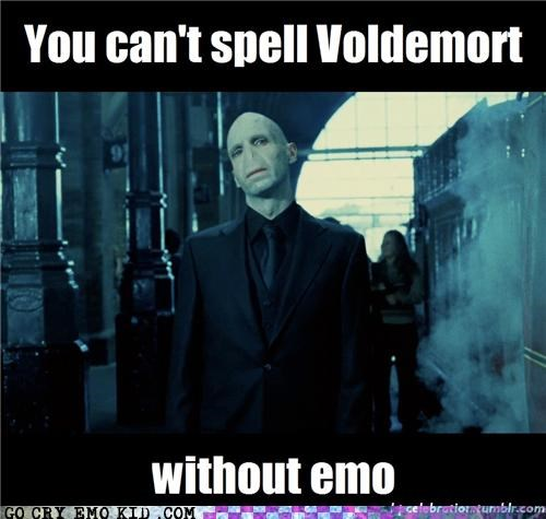 emo,Harry Potter,spell,tom riddle,voldemort