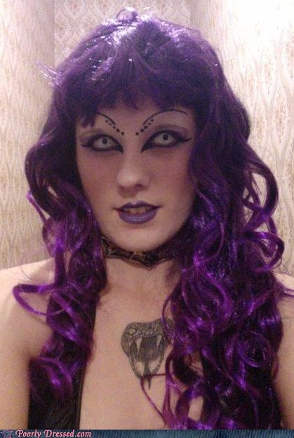 anaconda contacts purple snake viper - 4480976384