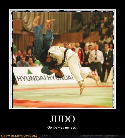 karate booty gentle judo - 4481265408