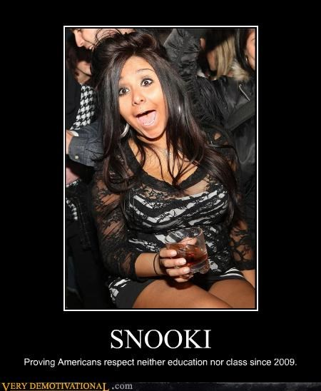 america,snooki,horrible person