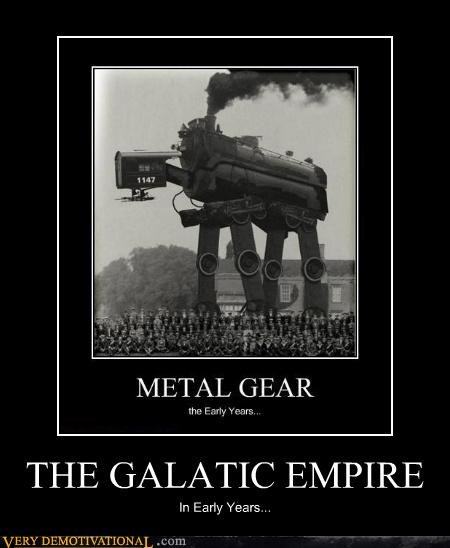 star wars early years galacitic empire