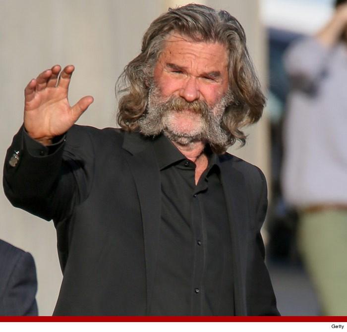 kurt russell jimmy kimmel mustache quentin tarantino Jack Burton Hateful Eight - 448261