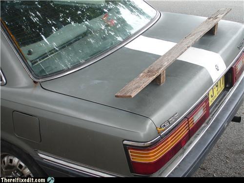 bad puns cars spoiler woody - 4484068352