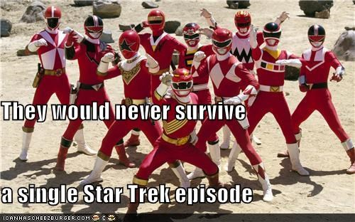 funny Hall of Fame power rangers sci fi Star Trek - 4484139264