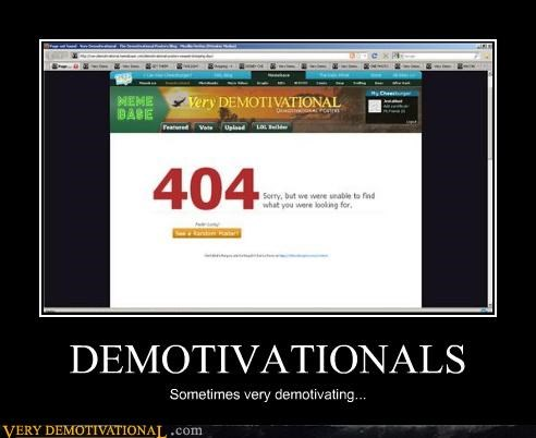 404 meta very demotivational - 4484459520