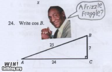 answers bill cosby celeb math school tests