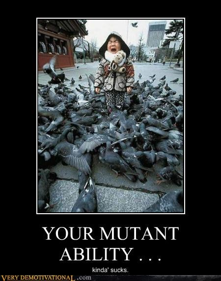 call mutant pigeons Sad wtf - 4485399040