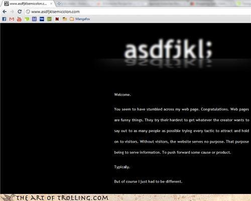 asdfjkl different semicolon website - 4485447424