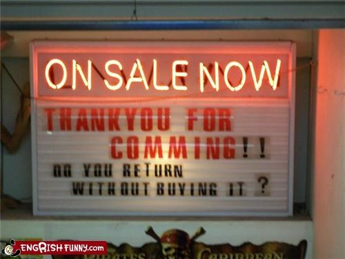 notice sale sign store - 4485482240