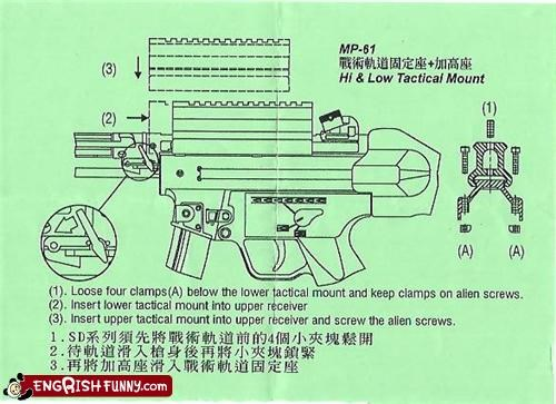 engrish gun mount scope - 4485516288