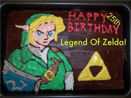 25th anniversary,legend of zelda,Nerd News,video games,video games news