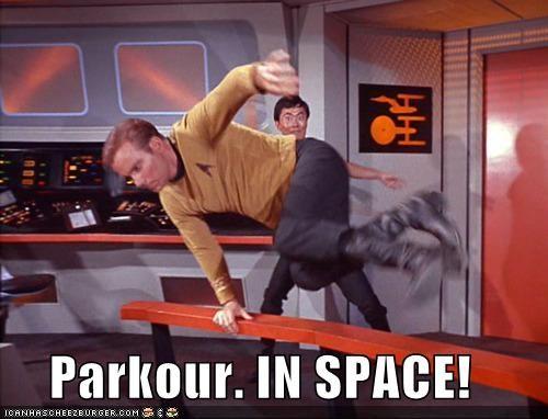 actor celeb funny sci fi Shatnerday Star Trek William Shatner - 4486382336