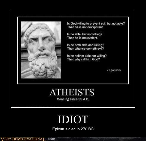 idiot epicurus ancient - 4486453504