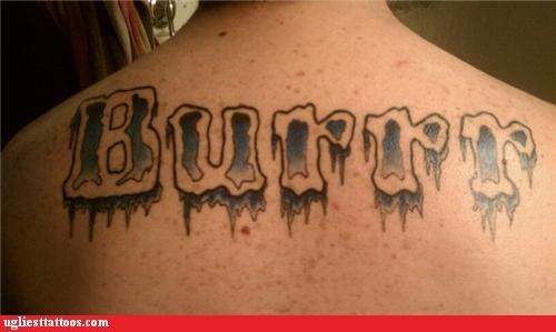 tattoos,burrr,gucci mane,funny