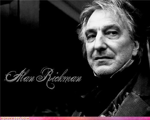 Alan Rickman,birthday,funny,Hall of Fame,twitter,voldemort