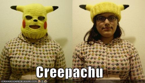 derp girl pikachu Pokémon - 4488259840