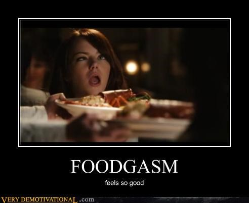 awesome food orgasm