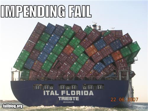 cargo classic failboat g rated the FAIL Shipment - 4488902912
