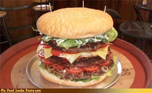 australia burger giant huge omg - 4489536512