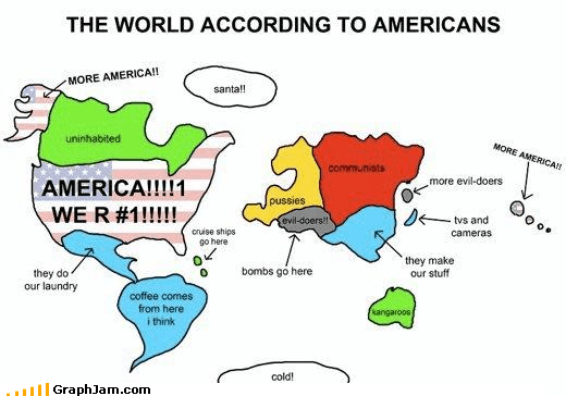 1 americans best of week map Maps world - 4489993216