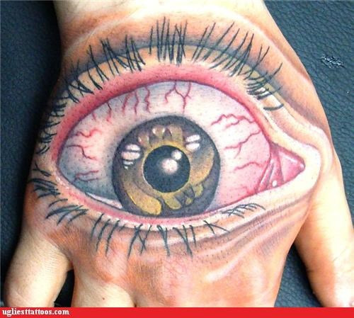 Eye see what you did there - 4491090688