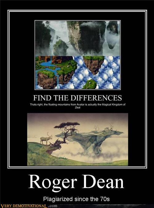 roger dean Avatar zeal
